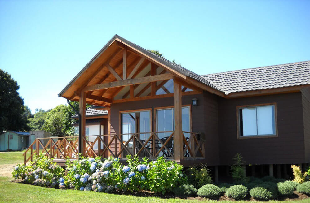 Modelo futrono80 m2 de vivienda rokar constructora en for Catalogo casas prefabricadas
